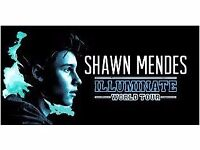 2 x Shawn Mendes tickets Manchester 28th April 2017 - SOLD OUT