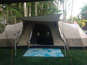 Black wolf twin turbo 300 tent