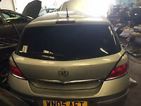 2005 Vauxhall Astra Breeze 1.4 Petrol Breaking for parts