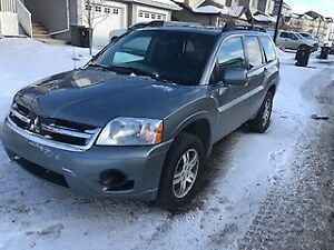 2008 Mitsubishi Endeavor Limited SUV, Crossover AWD
