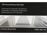 ACCOUNTING *PAYROLL* BOOKKEEPING* TAX* VAT