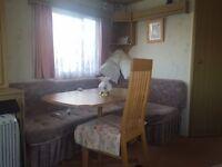 2 Bedroom caravan for sale - full move in package