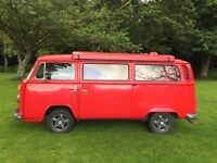 Vw Type 2 Camper