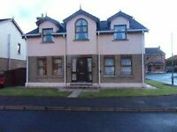 Holiday house in Portstewart; 5 bedroom; sleeps 9