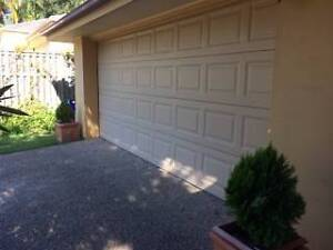 Double Garage Door - Panel Lift Robina Gold Coast South Preview