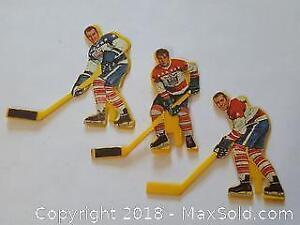 1960s Post Cereal Hockey player Shooters