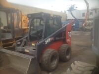 **À Vendre- Thomas T245 Skid Steer 2002