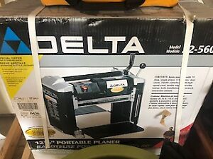 Planer - by Delta (Portable) - not even out of box