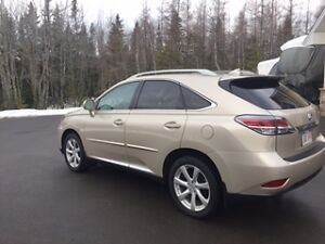 2014 Lexus RX 350 (Tech Package) SUV, Crossover, Warranty still