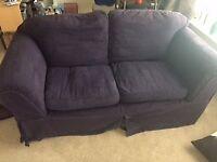 Large blue sofa - Free to good home