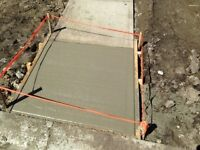 RESIDENTIAL CONCRETE PLACEMENT & REPAIRS