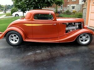 For Sale 1933 Ford 3 Window Coupe