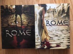 DVD - ROME saison 1 et 2