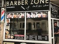 Barber Shop to let Mackintosh Place Roath Cardiff.