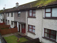 2 Bedroom partly furnished house in Claudy Village