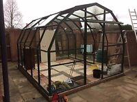 Hartley Botanic Greenhouse for sale.