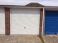 Lock up Garage to rent Goring by Sea
