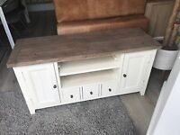 Beautiful TV Unit - bought from Homebird in Cheadle Hulme only 2 years ago