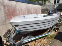Pioner 15 Boat For Sale, Very Good Condition