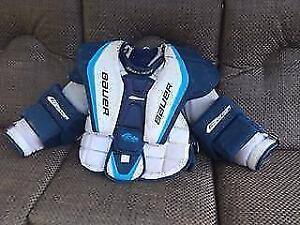Goalie Chest Protector ****SIZE INTERMEDIATE LARGE*****
