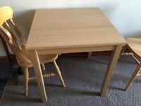 John Lewis basic dining table for sale