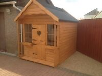 KIDS PLAYHOUSES 19MM THICK IN TIME FOR XMAS £569