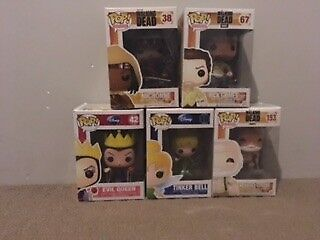 Funko POP Collectables