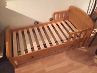 Junior / Toddler bed for sale