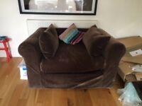 Habitat Sofa - Compact Sofa (Love Seat) - Louis