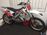 Honda cr 125 this is a good clean bike , great runner and good condition