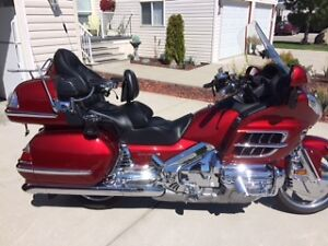 2008 Goldwing GL 1800