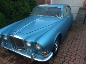 1967 Jag type 420 for sale