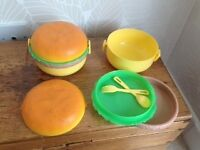 2 Brand New novelty Lunch Boxes