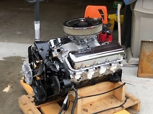 454ci 465hp and T400 transmission