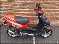 Wanted, 125cc motorbike or scooter for winter project