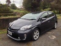 Toyota prius Breaking 2013