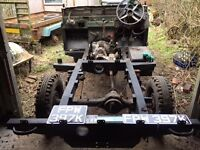 Land Rover Project