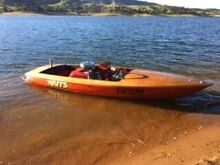 1967 lewis ex racing boat Meldale Caboolture Area Preview