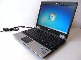 Hp EliteBook 2540P laptop Intel 2.53ghz x 4 Core i5 processor with webcam built-in