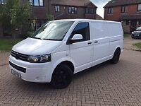 VW Transporter T5.1 with FSH and Air Conditioning
