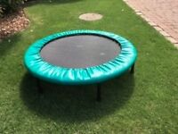 Mini Trampoline, 40in Diameter