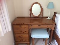 Complete Bedroom Furniture in Ducal Antique Pine