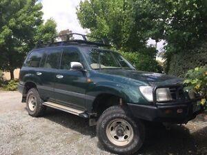 2000 Toyota LandCruiser Wagon Belconnen Belconnen Area Preview