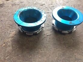 Coilover adjusters