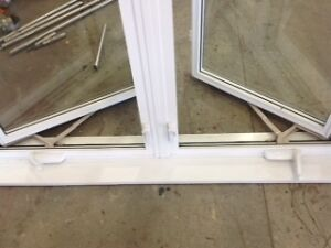 Thermo window white PVC West Island Greater Montréal image 3