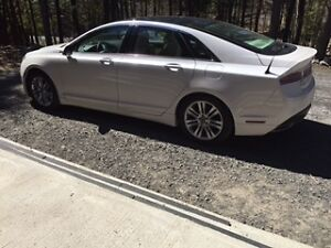 2014 Lincoln MKZ Cuir Berline