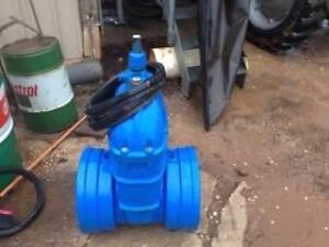 Irrigation fittings ductile rubber ring joint Wahgunyah Indigo Area Preview