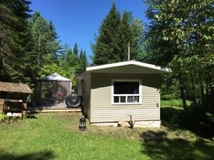 2 Bedroom mini home *MUST BE MOVED*