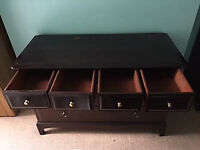 Medium Chest of 6 Drawers (Stag Furniture)