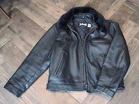 Schott Mens leather jacket